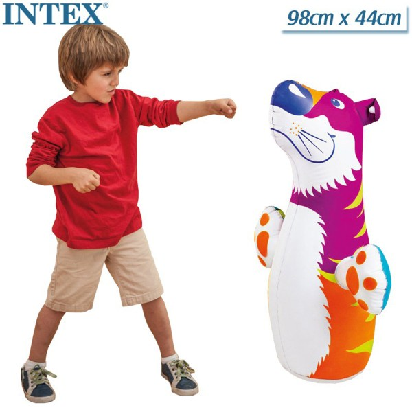 Intex 3D Bop Bags Design Boxing Punch Bag 44669-3S5O0
