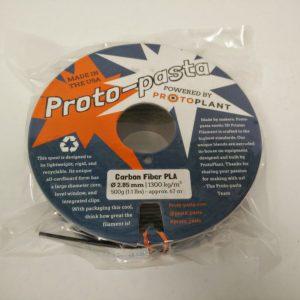 proto pasta carbon fiber pla 3mm 500g