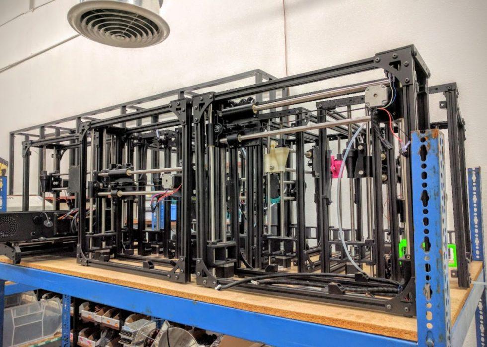 taz 6 prototype chassis