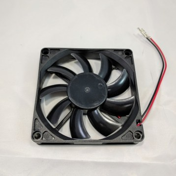 kysan 69866 80mm 24v dc fan front