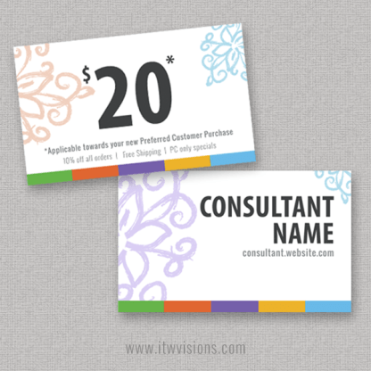 gift certificate for rodan and fields consultants
