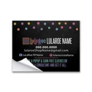 lularoe stickers