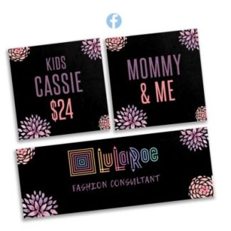 lularoe digital download, lularoe instant download Facebook album covers