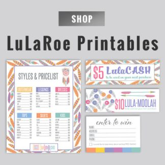 Lularoe Instant Downloads