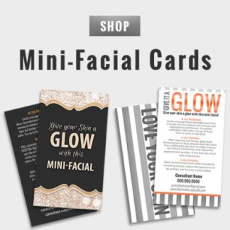 Mini-Facial Cards