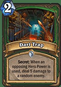 Hearthstone Dart Trap