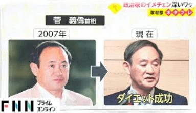 菅義偉,総理,首相.読み飛ばし,読み間違い,過労,病気,目がうつろ,死んだ魚の目,健康不安,退陣,辞任,無能,広島,原爆