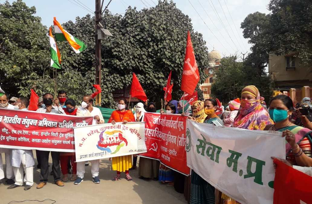 Defending food security in India: why we must fight against the new farm laws and fight for farm workers' rights
