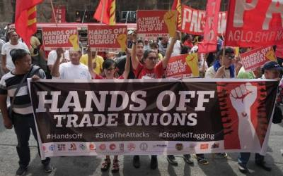 Trade unionists at Coca-Cola Philippines are being red-tagged. Why is the company failing to uphold freedom of association?