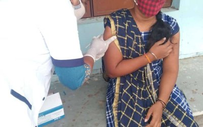 promoting COVID-19 vaccination among young agricultural workers in India