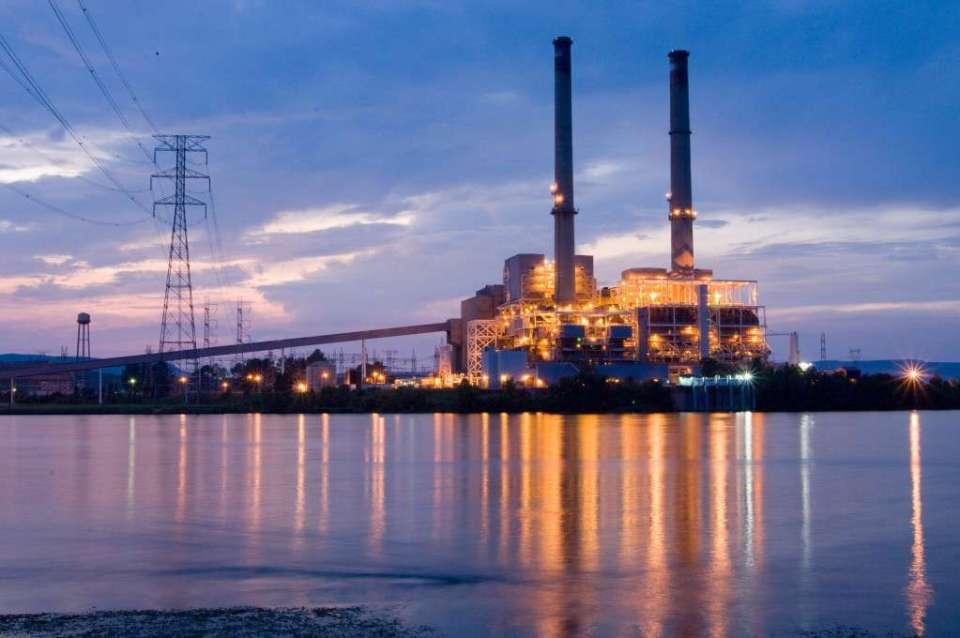 Widows Creek elektrárna
