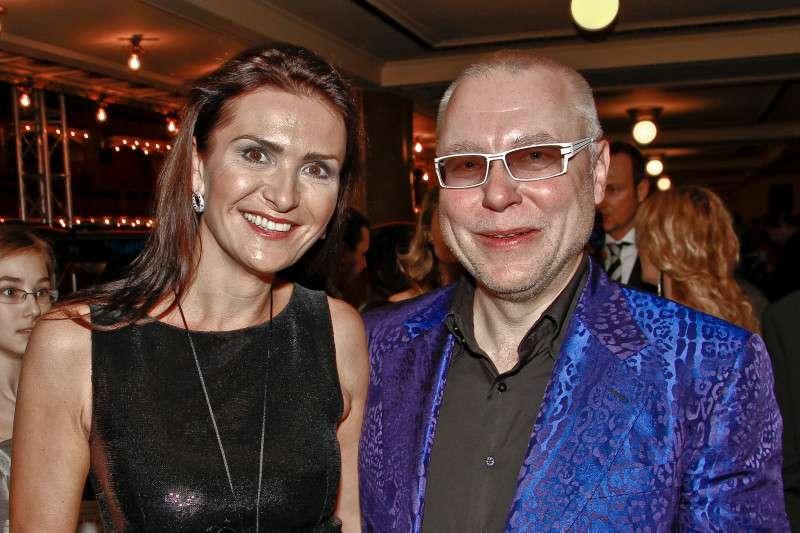Zdeněk Bakala s manželkou. Foto: Profimedia