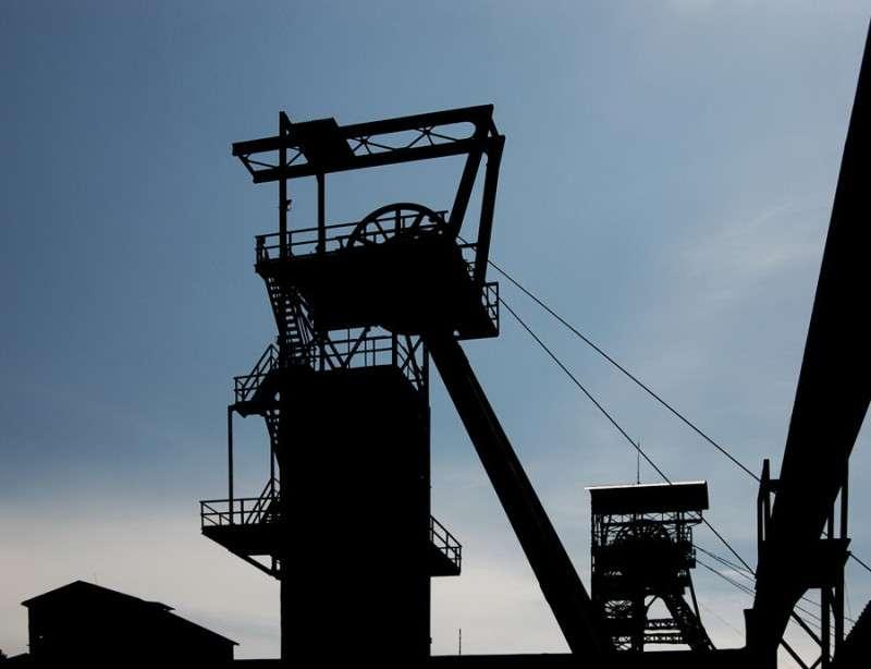 V dole Lazy se těží zhruba 2 miliony tun uhlí ročně. Foto: NWR