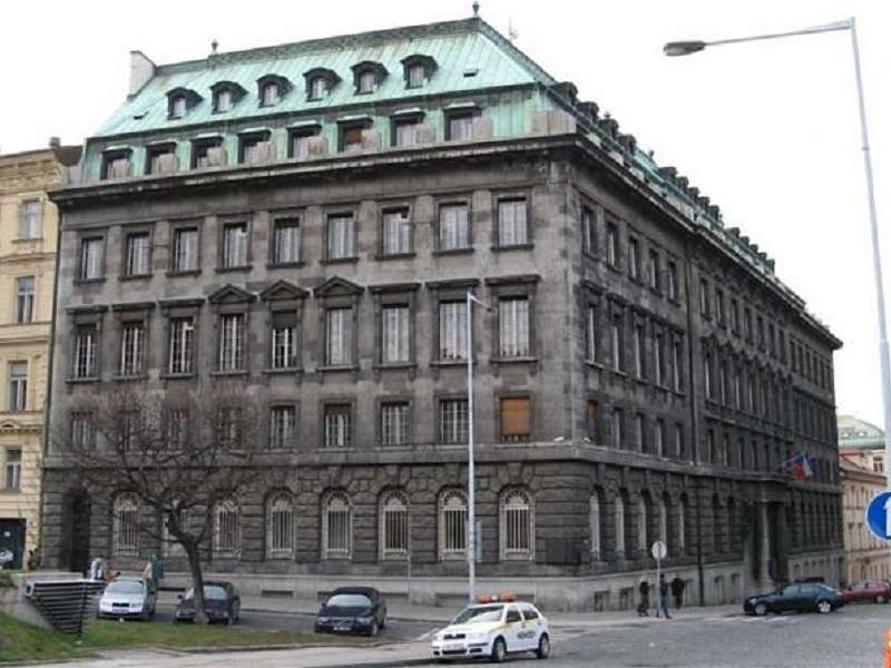 Petschkův palác. Foto: wikimapia.org