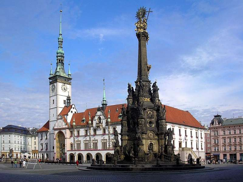 V případě dlouhodobého výpadku dodávek elektřiny by lidé na Olomoucku měli velký problém. Foto: wikipedia.org Dominik Tefert