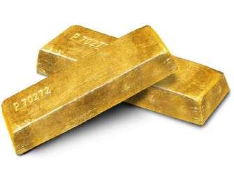 Rusové prý umí vyrobit zlato z uhlí