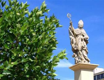 Hornický patron Prokop dnes slaví svátek