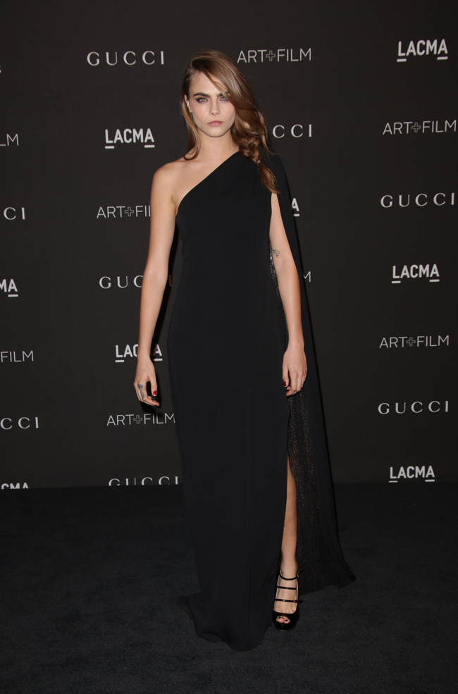 LACMA: Art and Film Gala, Los Angeles, America - 01 Nov 2014