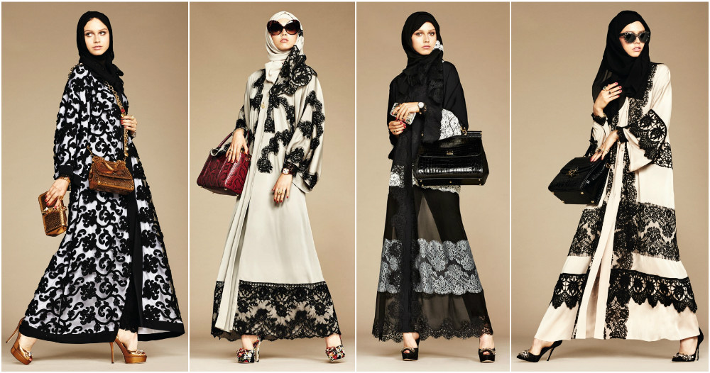 Dolce-Gabbana-the-Abaya-collection