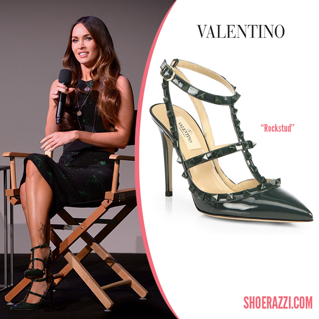 Valentino-Rockstud-Pump-Megan-Fox