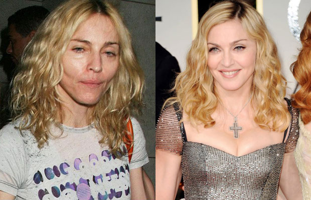 Madonna-Without-Makeup