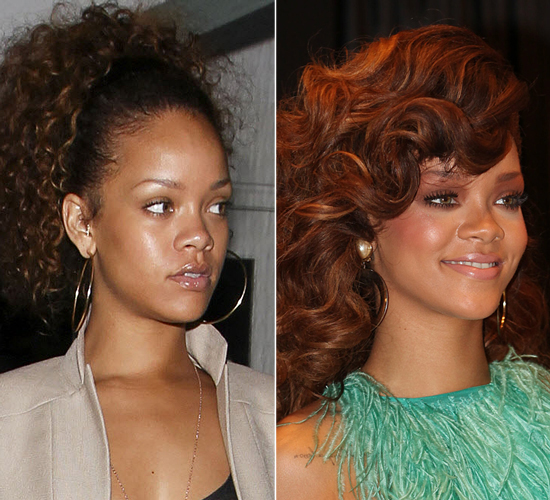 Rihanna-Without-Makeup