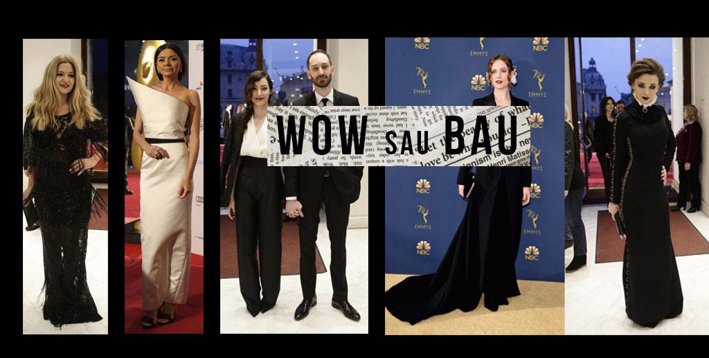 Premiile Gopo versus Emmy Iulia Albu tinute comentate