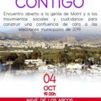Motril Contigo, un espacio de confluencia para ganar las municipales de 2019