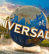 American Express Lounge in Universal Studios Florida®