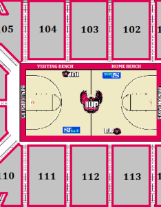 Official website seating chart also indiana university of pennsylvania athletics rh iupathletics