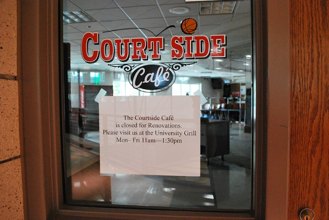 Courtside Cafe