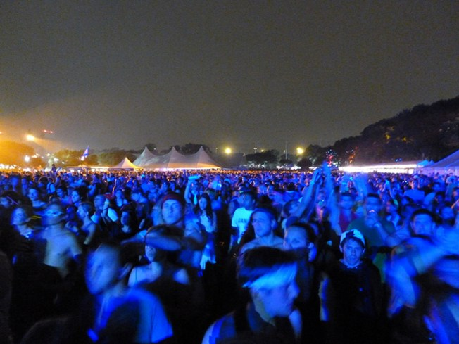 New York's Electric Zoo Festival, pictured here, is where two people recently died after overdosing on Molly. The drug is popular at music festivals