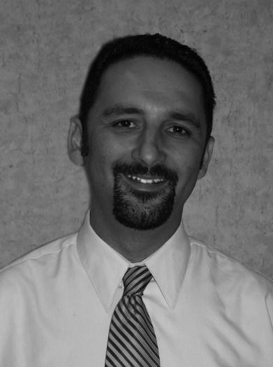 Mario Ortiz, new dean of the college of health sciences.  Photo courtesy of Purdue North Central