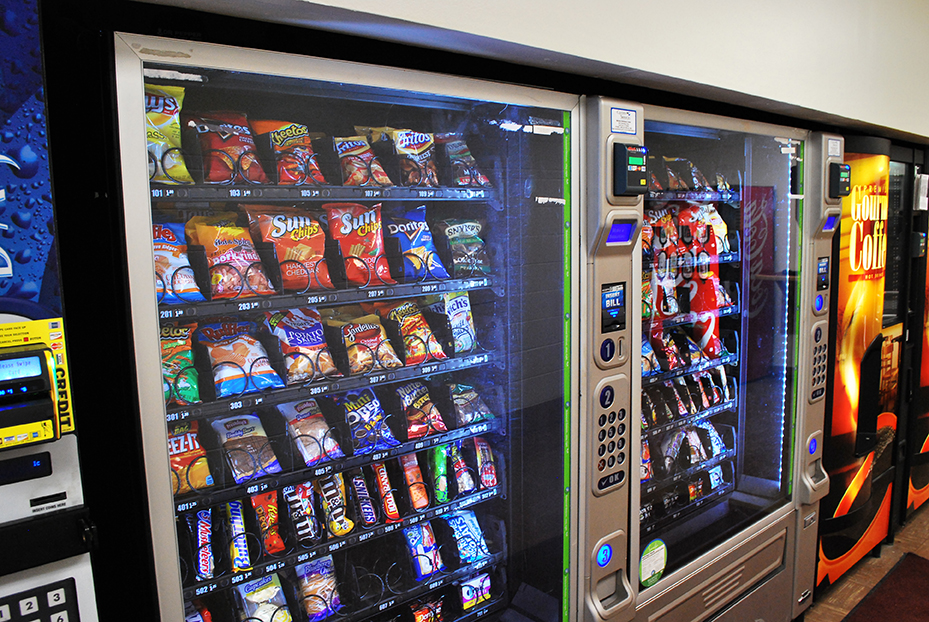 Vending Machine Price >> Price Increases Hit Campus Vending Machines The Official Student