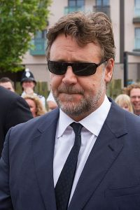 "Russell Crowe plays the titular character in ""Noah."" The film, which opened March 28, was met with criticism by some  audiences.  (Photo/Wikimedia Commons)"