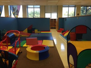 Part of Child Development center at IU South Bend.