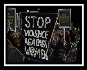 March Against The Night is an event to help stop violence against women.
