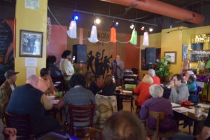 Ajamu Baraka, Green Party vice presidential candidate speaks at Chicory Café