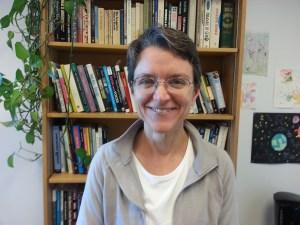 Dr. Gail McGuire, professor of sociology at IUSB. PHOTO/Randall Mossman