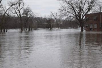 Titan Flood. Spring 2018 St. Joe River flood. Photo by Christina Clark.