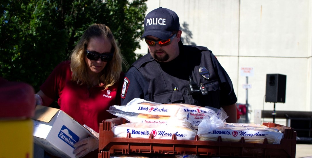 Cops and Hot Dogs 3