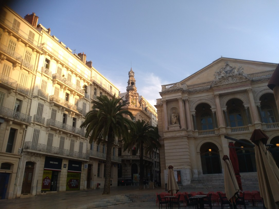 Copy of Downtown Toulon - opera house
