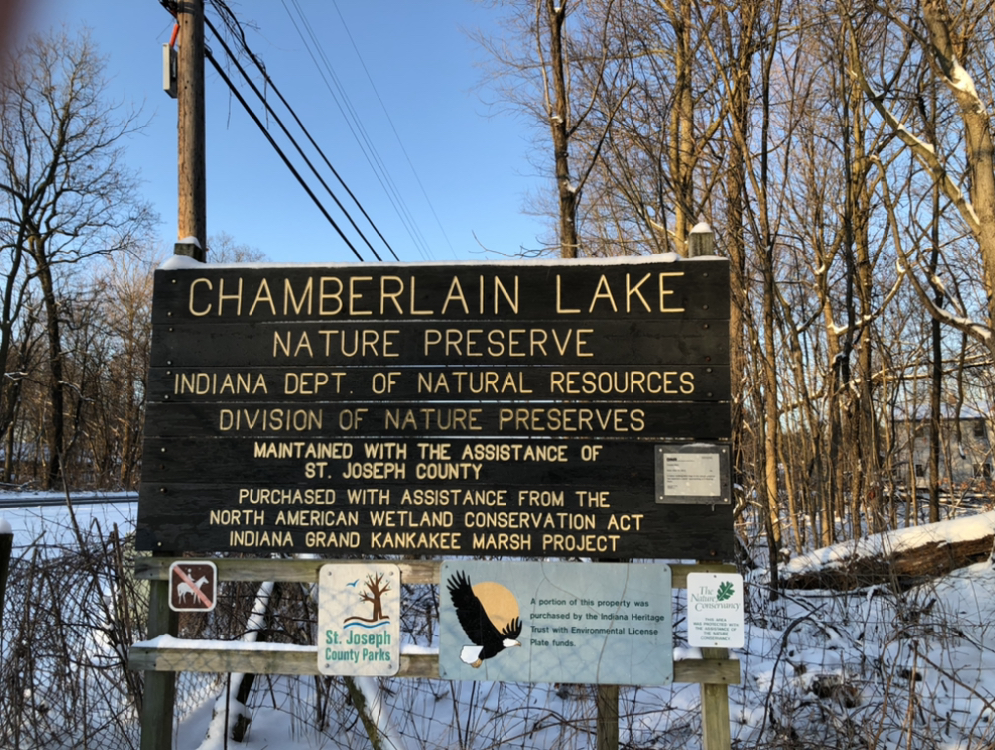 Chamberlain Lake Nature Preserve