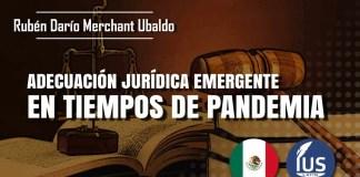 Adecuación jurídica emergente en tiempos de pandemia