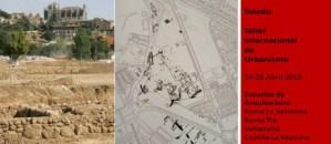 Taller internacional sobre Arqueología y Urbanismo en Toledo