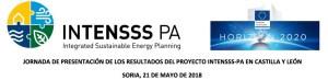 Nueva jornada de presentación de los resultados del proyecto INTENSSS-PA en Castilla y León (Soria, 21 de mayo)