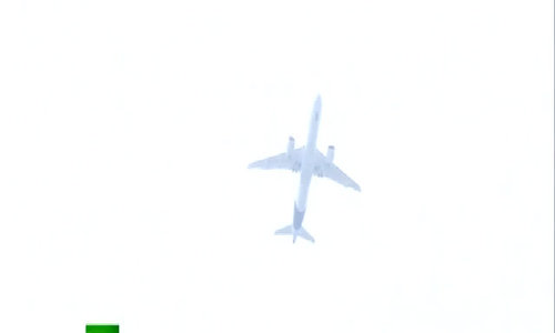 Máy bay made in China hoàn thành bay thử nghiệm