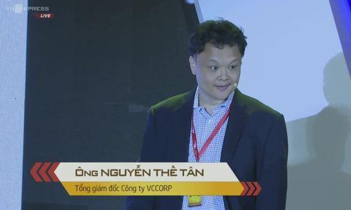 Nguyễn Thế Tân: CEO VCCorp