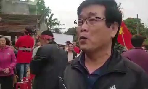 Clip bố đẻ đội trưởng Lương Xuân Trường