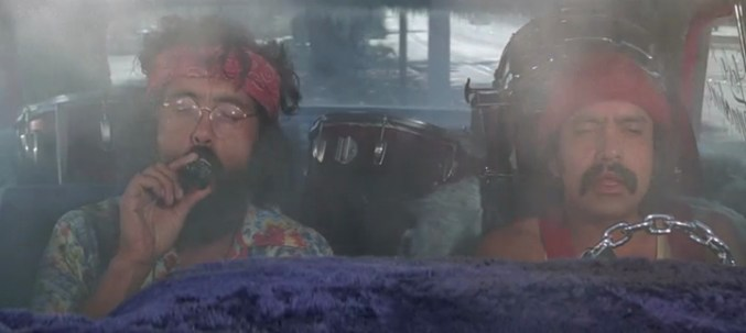 Picture of Cheech and Chong's Up in Smoke